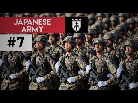 Japan Army | 自衛隊 | Action ᴴᴰ | #7