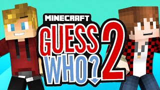 """Minecraft Guess Who 2! """"NOO WAY"""" (Minecraft Guess Who Mini-Game) #3 w/TheBajanCanadian"""