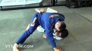 Critical BJJ Technique - Half Guard Sweep with Kimura Shoulder Lock Submission