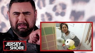 Snooki's BFF Reacts To Jersey Shore's WEIRDEST Moments | MTV Reacts