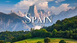 Top 20 Places To Visit In Spain