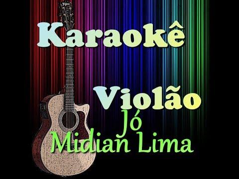 Jó - Midian Lima  (Karaokê Violão)