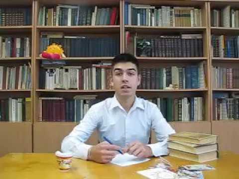 Изображение предпросмотра прочтения – ВадимШанцев читает произведение «У себя» В.Я.Брюсова