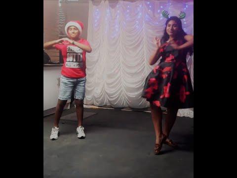X - Mas Tree Dance | Christmas Dance | Allayna And Geo
