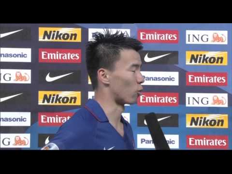 Interview: Sun Ke, Striker -  Jiangsu Sainty