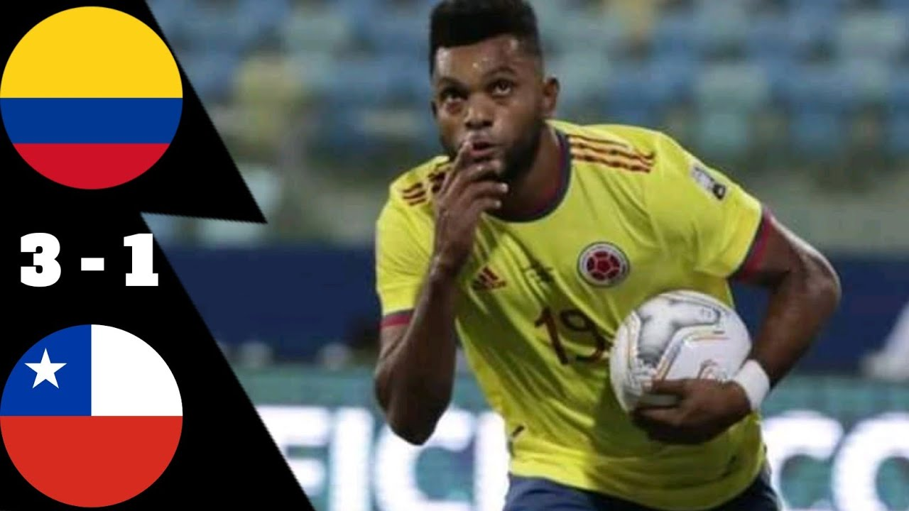 Download Colombia vs Chile 3-1 - All Goals and Extended Highlights - 2021