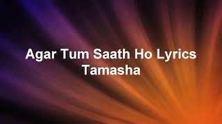 Gambar cover Agar Tum Saath Ho - Full Song - ALKA YAGNIK and ARIJIT SINGH