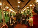 Old-Timey Subway Cars on the MTA