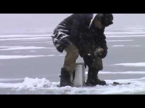 Ловля леща и карпа зимой  Как правильно ловить карпа и леща Секреты ловли