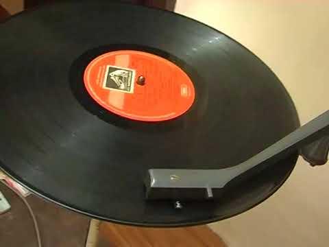 HMV record player modified India