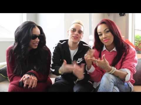 Stooshe talk tattoos, their debut album and guilty pleasures Mp3
