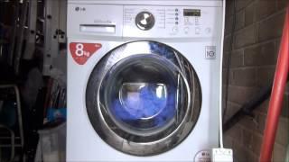 lg f1222td direct drive washing machine synthetics 40