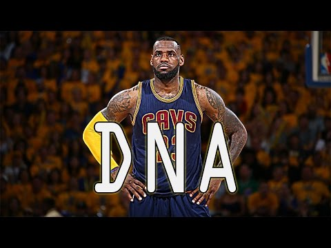 LeBron James Mix - DNA (Kendrick Lamar)