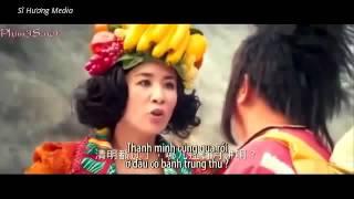 Giang hồ thất quái - Phim võ thuật hài hước