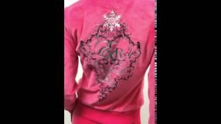 [EXR e-shop] 여성 트레이닝 세트 (pink)