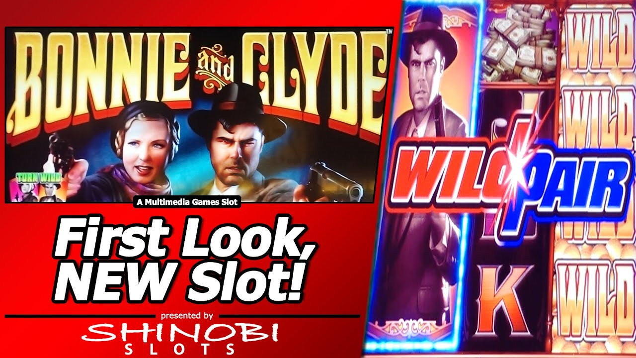 Bonnie And Clyde Game