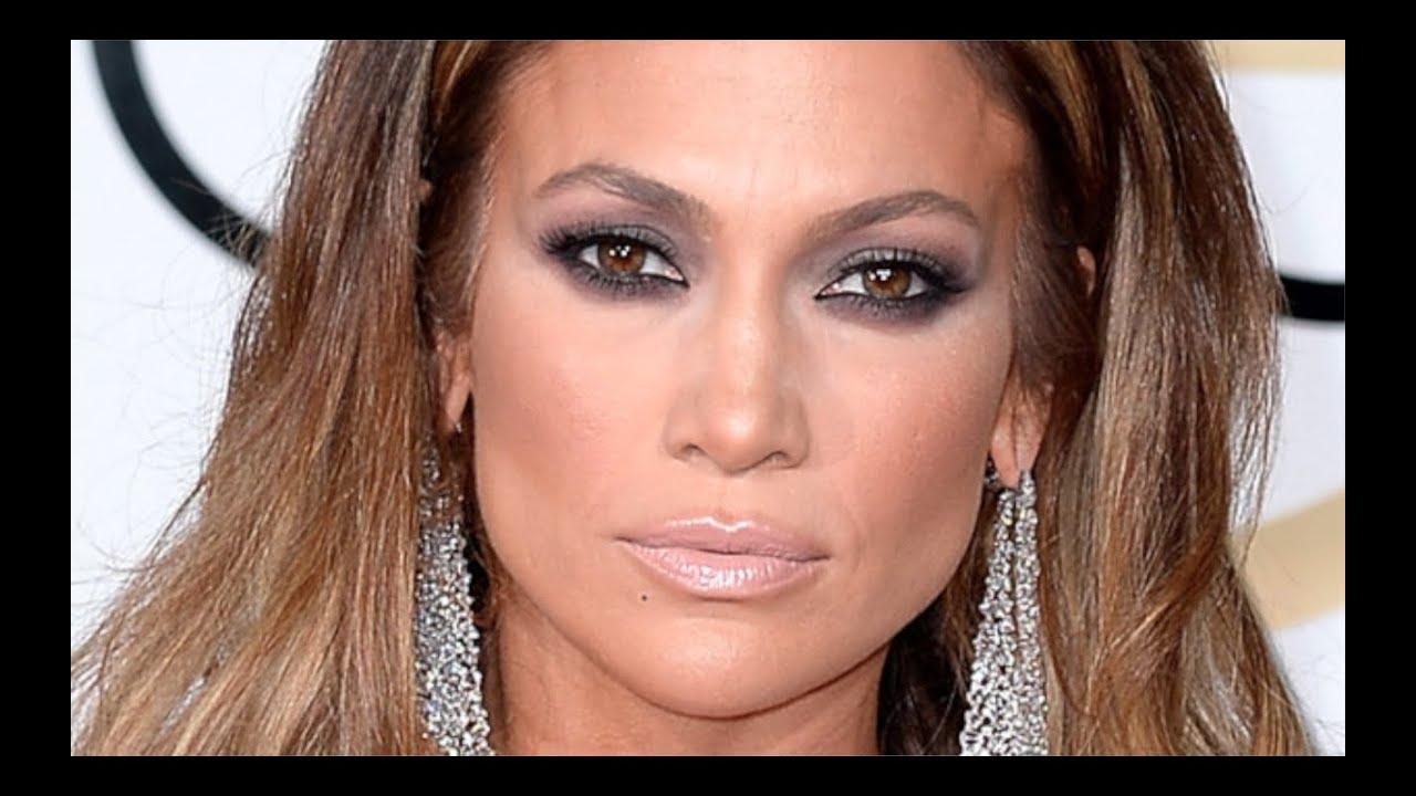 Jlo makeup