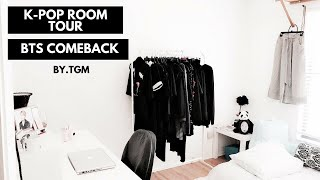 K-POP ROOM TOUR | BTS COMEBACK SPECIAL | By.TGM