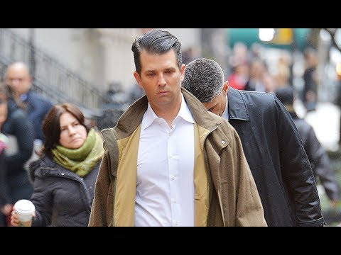 "Report: Donald Trump Jr. is ""Miserable"""