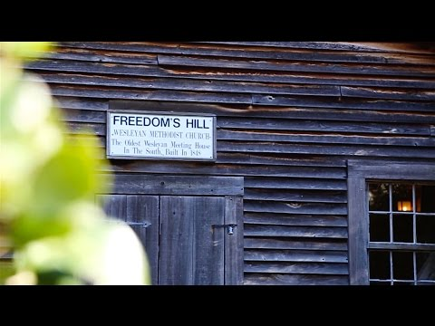 Freedom's Hill - History of the Wesleyan Church