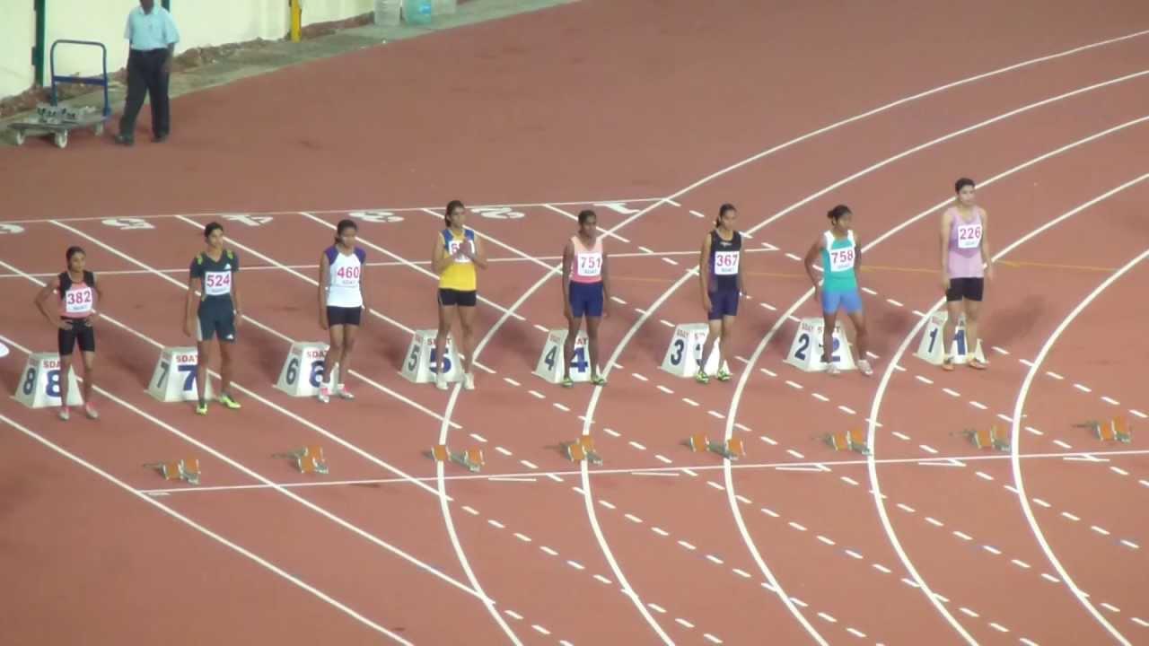 national inter state senior athletics meet