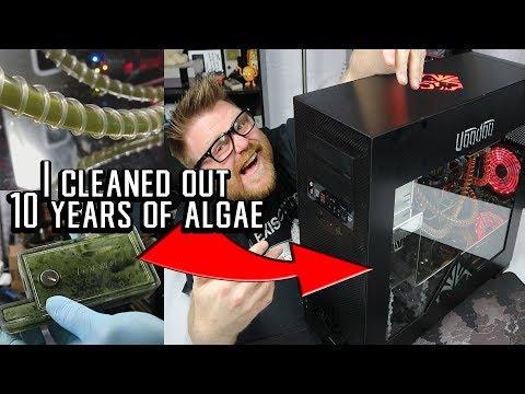 $6000 2007 Voodoo Omen Custom PC Retrospective