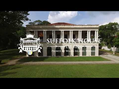 Penang Wedding Venue | Suffolk House Restaurant