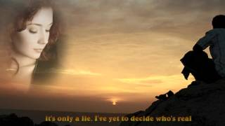 Download Video The Bee Gees-Wish You Were Here (lyrics) MP3 3GP MP4