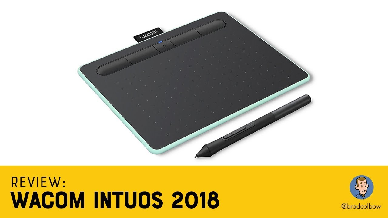 Wacom Intuos Small Medium 2018 Review