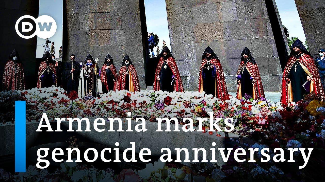 US President Joe Biden recognizes Armenian genocide | DW News