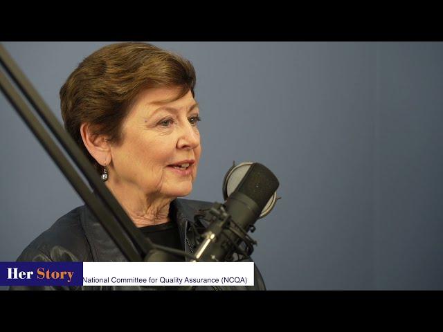 The Start of NCQA's Mission | Peggy O'Kane Founder & President, NCQA