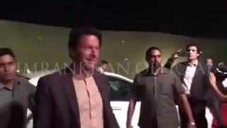 India Welcomes Imran Khan