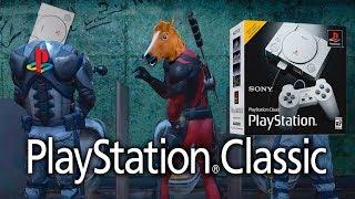 PlayStation Classic: tamaño mini, contenido liliputiense