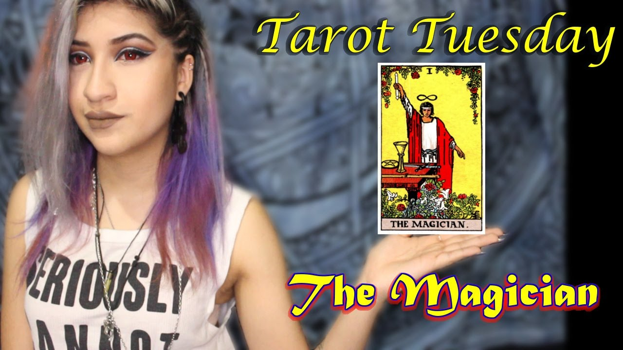 The Magician | Tarot Tuesday