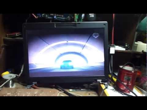 Mengubah Lcd laptop Menjadi Tv Lcd