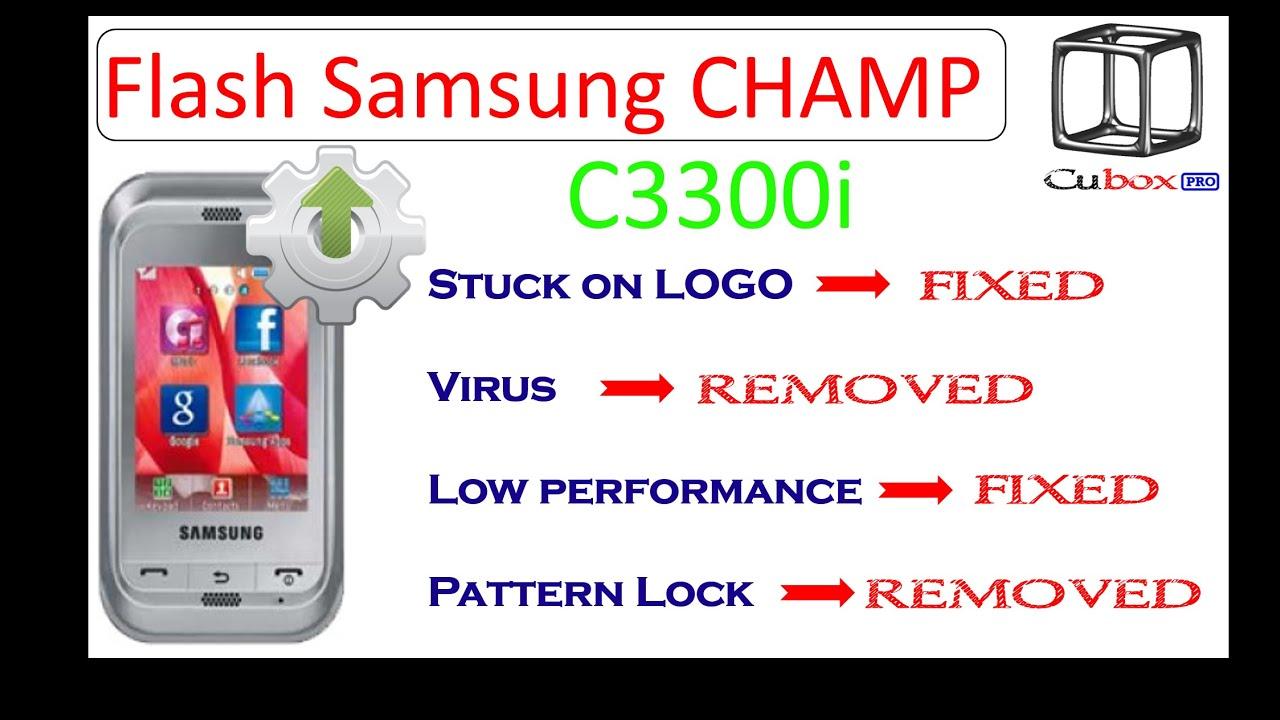 Блокировка sim samsung c3300i