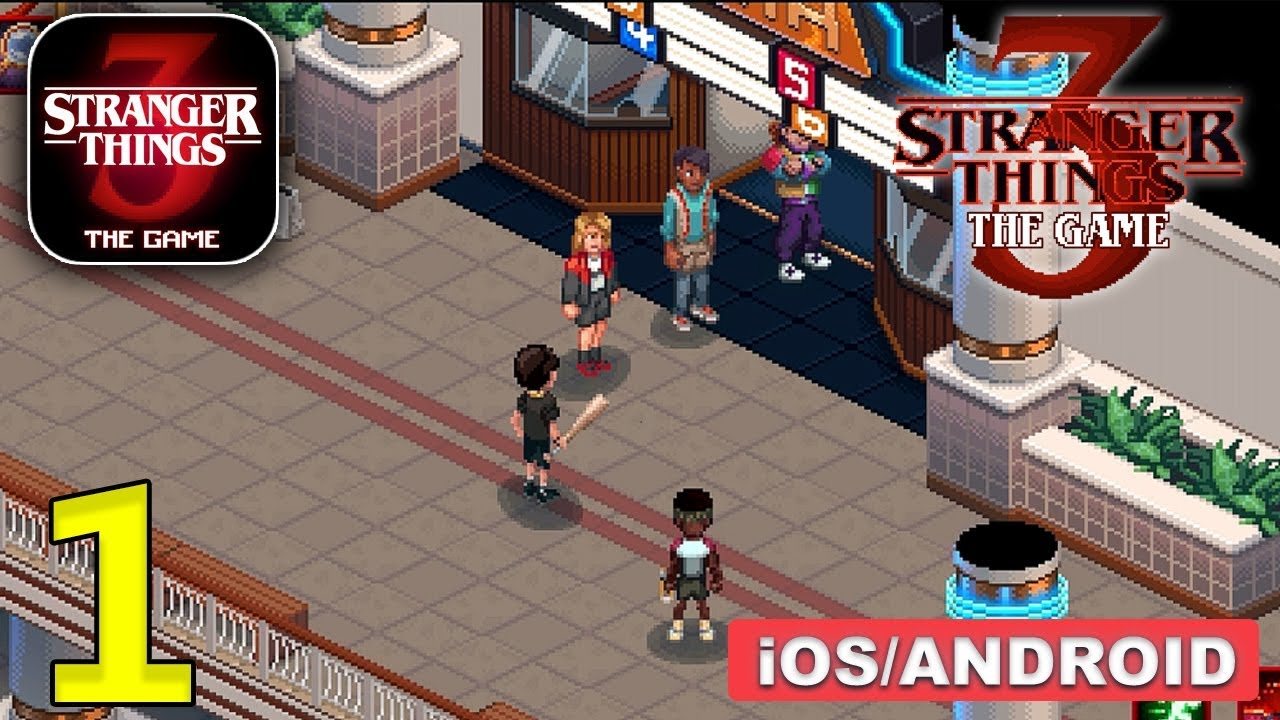 Stranger Things 3: The Game is out on Android and iOS | ONE