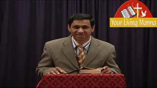 Malayalam Christian Sermon : Fear God by Pr. B Monachen