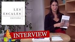 Paroles d'éditeur :  interview de Caroline Laurent, des éditions Les Escales