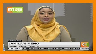 Jamila's Memo | My Pride for my motherland Kenya