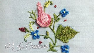 22-HAND EMBROIDERY | BRAZILIAN EMBROIDERY