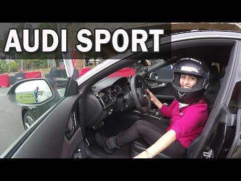 Na Pista com Audi R8, RS7 e RS6 - Audi Driving Experience 2017