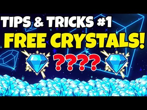 Cookie Run Ovenbreak CROB HOW TO GET FREE CRYSTALS!!