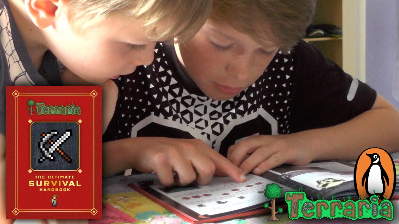 Terraria' Guide Book Helps Parents Decode Children's Gaming