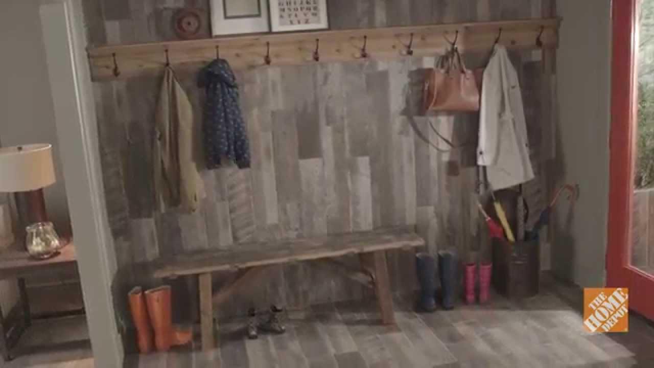C mo instalar piso cer mico con apariencia de madera youtube for Pisos para interiores tipo madera