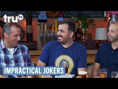 Impractical Jokers: After Party - Punishment Play-By-Play: Joe the Genie | truTV