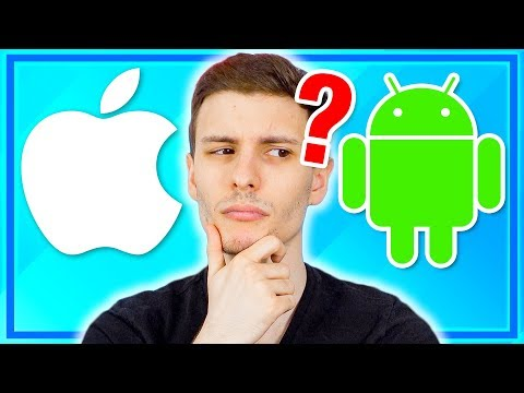 Android Vs iPhone: Which is Better?  (The Advantages of Both)