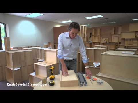 Measuring Dovetail Drawers By Eagle Woodworking