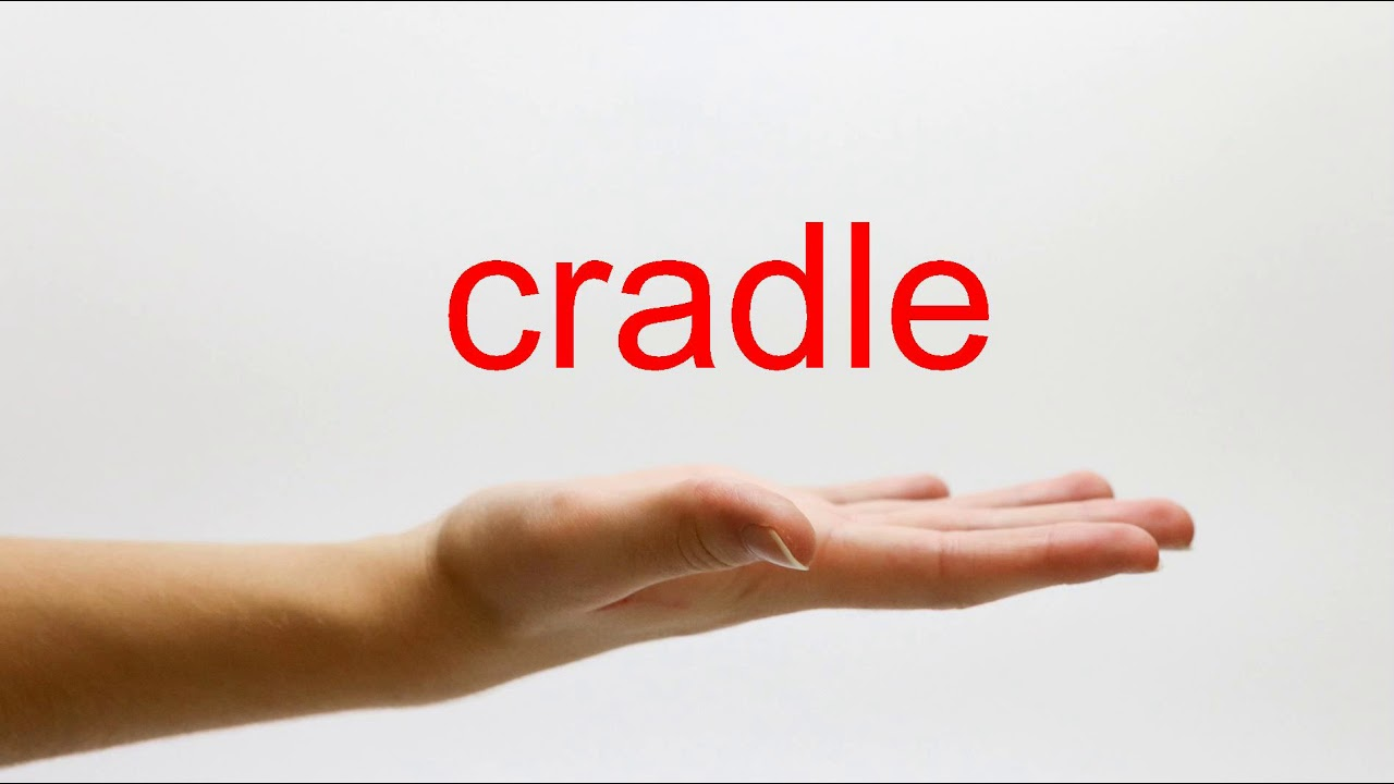 How to Pronounce cradle - American English - YouTube