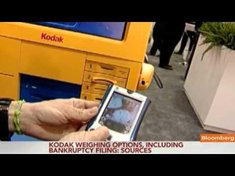 Rafferty's Kaufman Says Kodak's Value in IP Portfolio